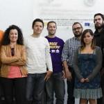 Foto del grupo de parte del Grupo de Investigación Sipesca